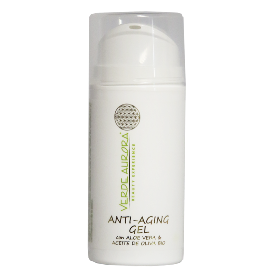 Anti-aging gel with Aloe Vera & Olive Oil